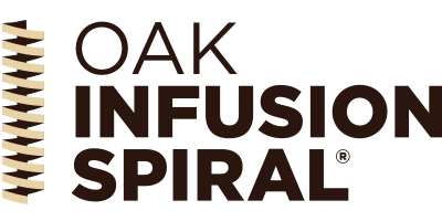 Oak Infusion Spiral